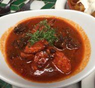 Chorizo and Black Pudding - Cafe Andaluz