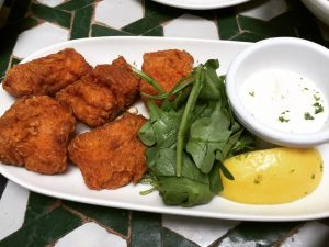 Cod - Cafe Andaluz