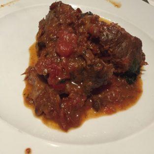 Beef shin - Locanda de Gusti