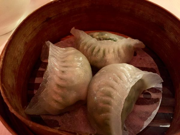 Prawn and Chive Dumplings - Saigon Saigon