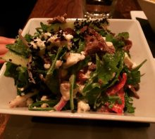 Lamb Salad - Rollo