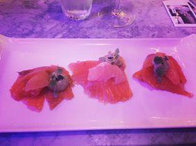 Salmon - Cadiz