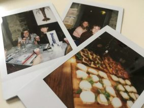 Polaroids - Moveable Feast