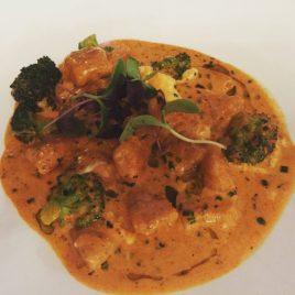 Roast Red Pepper Gnocchi - No 11