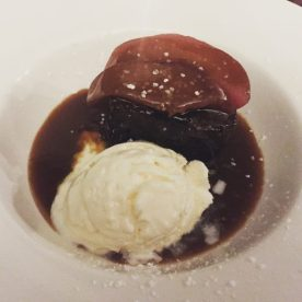 Sticky Toffee Pudding - No 11