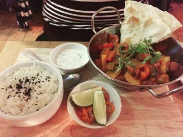 Malaysian Vegetable Curry - Educated Flea
