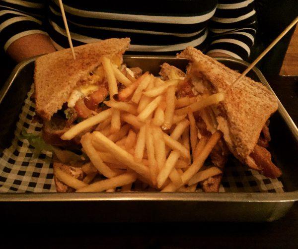 Club Sandwich - Quay 84