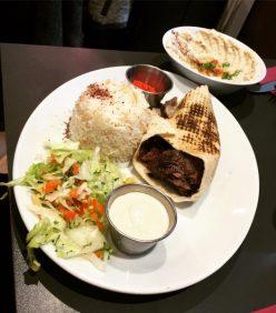 Lamb Shawarma - Beirut