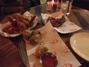 Wings, Ribs and Bon Bons - Empress
