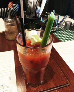 Bloody Mary - Dishoom