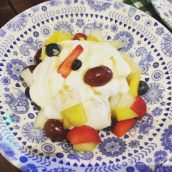 Fruit and Yoghurt - Dishoom