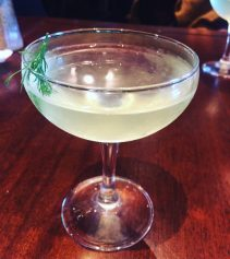 East India Gimlet - Dishoom