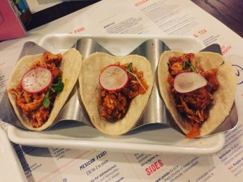 Chicken Tinga - Wahaca