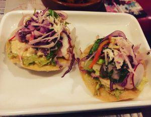 Smoky Chicken and Avocado Tostadas - Wahaca