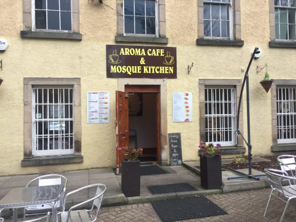 Aroma Cafe and Mosque Kitchen