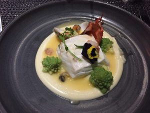 Sea bass - Kitchin