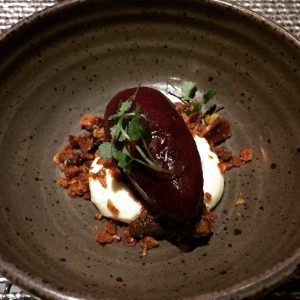 Blackcurrant Sorbet - Kitchin