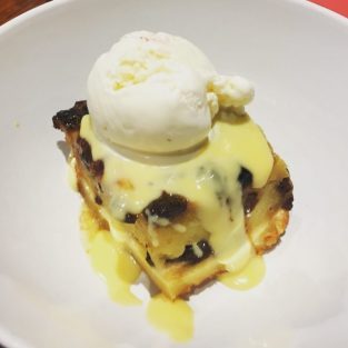 Bread and Butter Pudding - Sylvesters