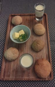 Veloute and Breads - Gin 71