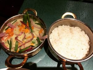 Thai Coconut Curry - Refinery