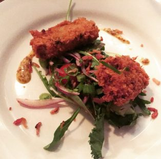 Pork Fritters - First Coast