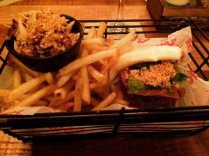 Pork Bun Combo Meal - Ninja Kitchen