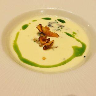 Parmesan Soup - New Chapter
