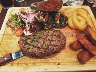 Rump Steak - Shebeen