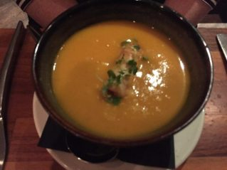 Carrot and Star Anise Soup - Taisteal