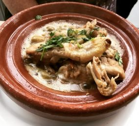 Chicken Tagine - Home
