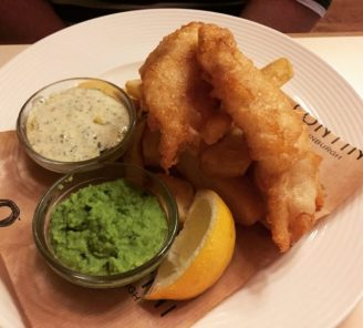 Fish and Chips - Cannonball