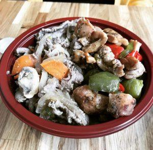 Beef and Chicken Teriyaki Bulgogi - On Bap