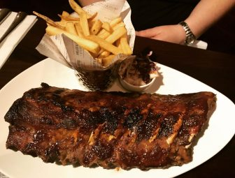 Smokey Barbecue Ribs - Miller & Carter