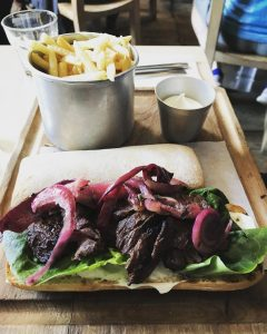 Steak Ciabatta - The Outsider