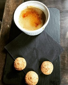 Espresso Creme Brulee - Caley Sample Room