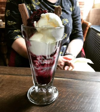 Knickerbocker Glory - Caley Sample Room