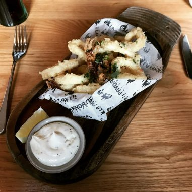 Calamari Fritti - La Favorita