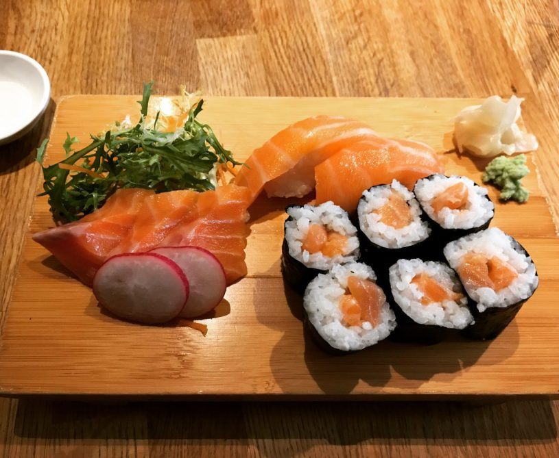 Salmon Set - Tang's