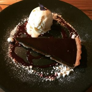 Chocolate Torte - The Devil's Advocate