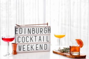 Edinburgh Cocktail Weekend