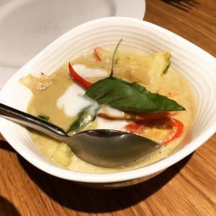 Kaeng Keaw Wan - Passorn Brasserie