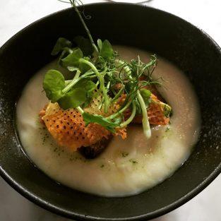 Cauliflower Veloute - Ishka