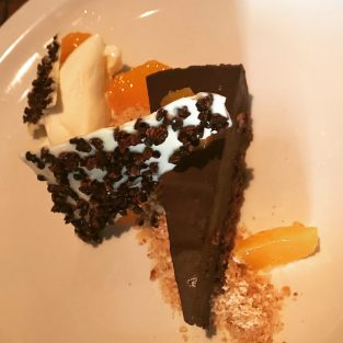 Chocolate Delice - The Voyage of Buck
