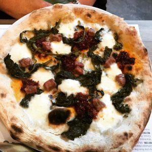 Tuscan Sausage Pizza - Pizza Posto