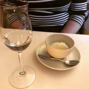 Lemon Sorbet and Gin - Le Roi Fou