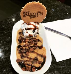 Milk Chocolate Chip Cookie Dough - Jilani's