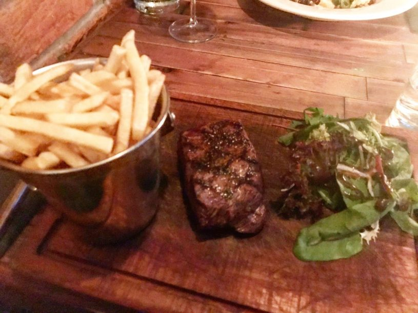 Flat Iron Steak - No. 8 Lister Square