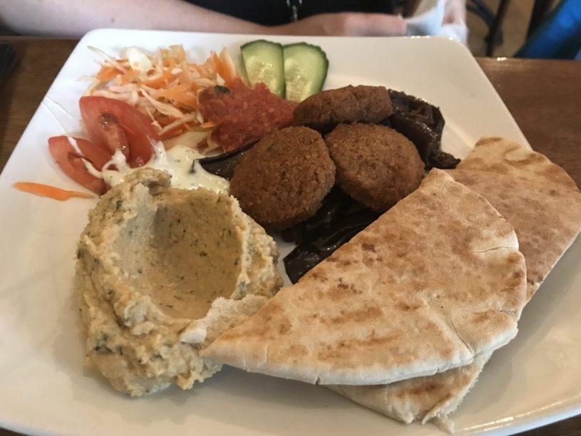 Falafel - Cafe Truva