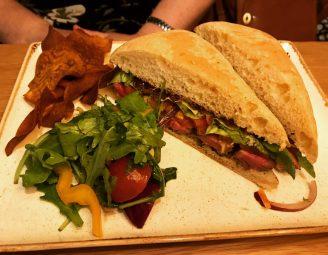 Steak Sandwich - Brewhemia