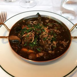 Braised Venison - Ivy on the Square
